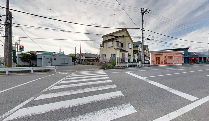 滋賀県整体HOPEの駐車場