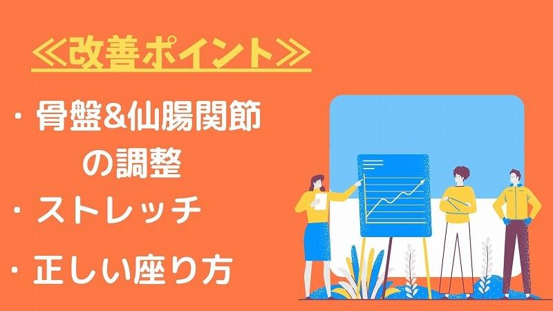 滋賀の整体院HOPE-座り仕事による腰痛の改善ポイント