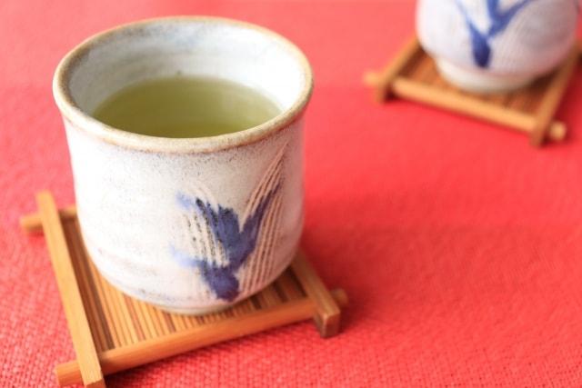 緑茶で免疫力アップ