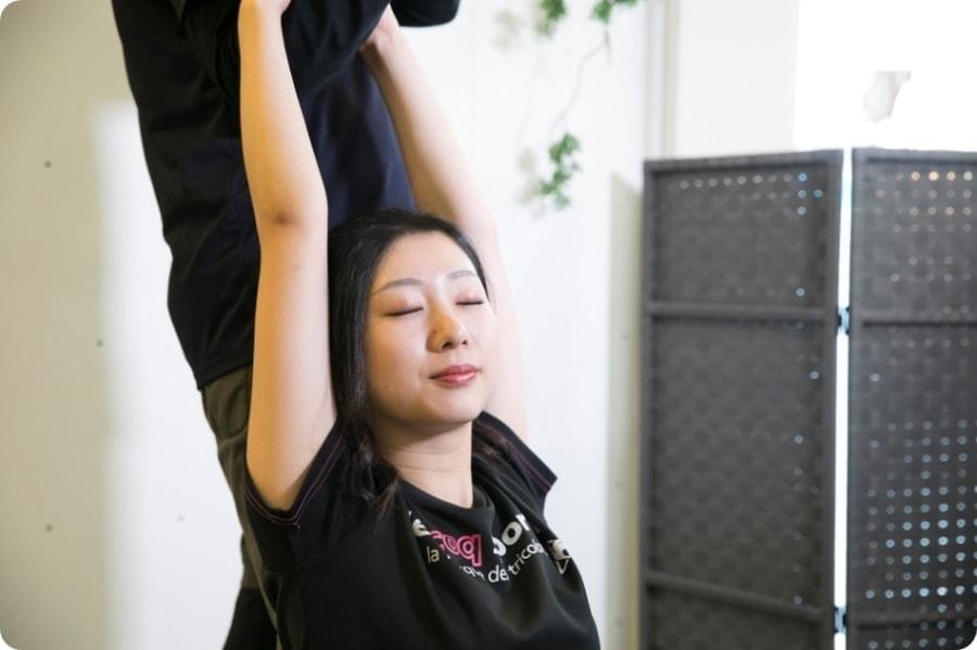 滋賀で希少なストレッチ整体